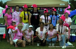 Hanney's Helpers - 2012 Relay For Life